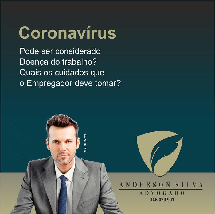 Coronavírus pode ser considerado Doença do trabalho? Quais os cuidados que o Empregados deve tomar?