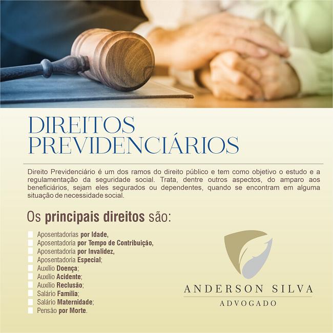 Direitos Previdenciários