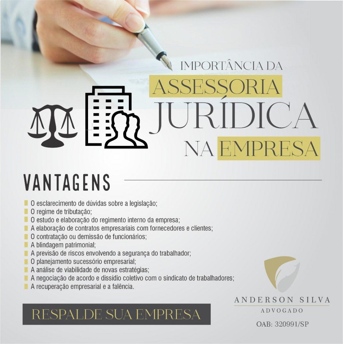 Importância da Assessoria Jurídica na Empresa