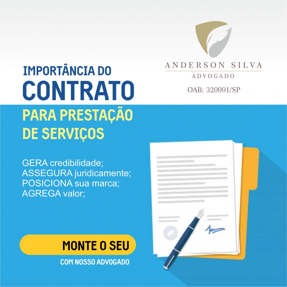 Importância do Contrato para Prestação de Serviços